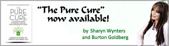 The Pure Cure book